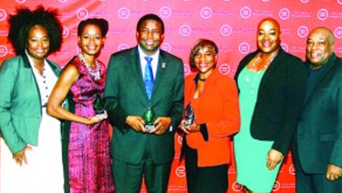 Vanguard Award Goes to Community Leaders